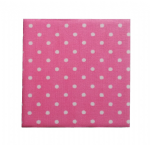 Ceramic Wall Tiles Made With Cath Kidston Mini Spot Pink